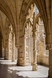 Monasterio de Jeronimos en Lisboa, Portugal Imágenes de archivo libres de regalías