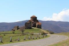 Monasterio de Jvari Fotos de archivo libres de regalías