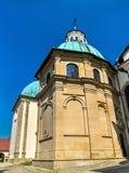 Monasterio de Kalwaria Zebrzydowska, un sitio del patrimonio mundial de la UNESCO en Polonia Fotos de archivo