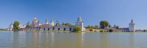 Monasterio de Kirillo-Belozersky Fotografía de archivo