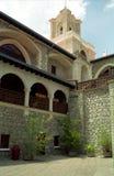 Monasterio de Kykkos, Chipre Fotos de archivo libres de regalías