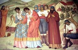 Monasterio de Kykkos, Chipre Imagenes de archivo