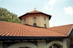 Monasterio de Kykkos, Chipre Foto de archivo libre de regalías
