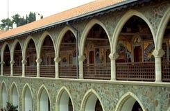 Monasterio de Kykkos, Chipre Fotografía de archivo
