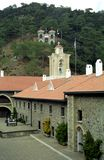 Monasterio de Kykkos, Chipre Foto de archivo