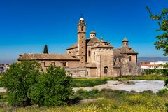 Monasterio de la Cartuja in Granada, Andalusia, Spain stock image