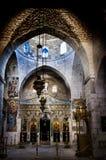 Monasterio de la cruz, Jerusalén Fotografía de archivo