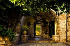Monasterio de la cruz, Jerusalén Fotos de archivo