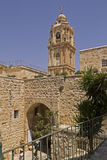 Monasterio de la cruz santa Imagen de archivo libre de regalías