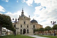 Monasterio de la Inmaculada Concepción, Loeches, Madrid, España Imagenes de archivo