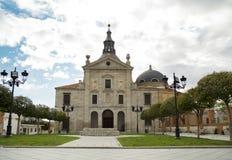 Monasterio de la Inmaculada Concepción, Loeches, Madrid, España Imagen de archivo