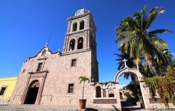 Monasterio de la opinión de Loreto Fotos de archivo libres de regalías