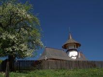 Monasterio de la primavera Fotografía de archivo libre de regalías