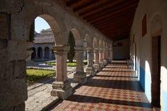 Monasterio de la Recoleta Stock Image