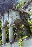 Monasterio de la suposición de las cuevas en Bakhchisaray Imagen de archivo
