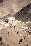 Monasterio de Lamayuru, Leh-Ladakh, Jammu y Cachemira, la India fotografía de archivo libre de regalías