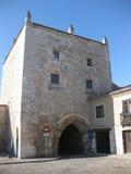 Monasterio de las Huelgas, Burgos, Espanha Fotos de Stock
