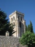 Monasterio de las Huelgas, Burgos, Spagna immagini stock libere da diritti