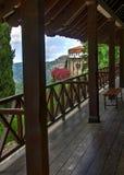 Monasterio de Machairas Fotografía de archivo libre de regalías