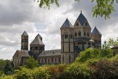 Monasterio de Maria Laach Fotografía de archivo