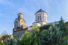 Monasterio de Martvili Fotos de archivo libres de regalías