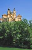 Monasterio de Melk, Austria Imágenes de archivo libres de regalías