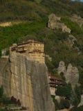 Monasterio de Meteora, Grecia Imagen de archivo