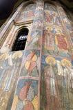Monasterio de Moldovita Foto de archivo libre de regalías