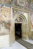 Monasterio de Moldovita Fotografía de archivo