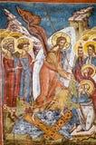 Monasterio de Moldovita Fotografía de archivo libre de regalías