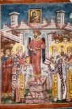 Monasterio de Moldovita Fotos de archivo