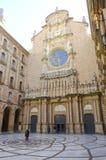 Monasterio de Montserrat, España Imagen de archivo