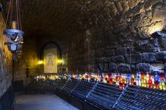 Monasterio de Montserrat, España Fotos de archivo
