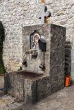 Monasterio de Moraca, Montenegro Foto de archivo