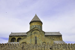 Monasterio de Mtskheta Foto de archivo