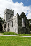 Monasterio de Muckross Foto de archivo