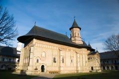 Monasterio de Neamt Fotos de archivo libres de regalías