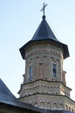Monasterio de Neamt Foto de archivo