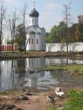 Monasterio de Nicolás-Ugreshskiy Fotografía de archivo libre de regalías
