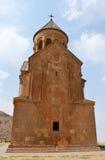 Monasterio de Noravank en Armenia Imágenes de archivo libres de regalías