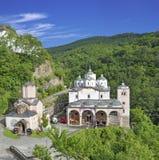 Monasterio de Osogovo, Macedonia Foto de archivo libre de regalías