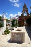 Monasterio de Paleokastritsa Fotos de archivo