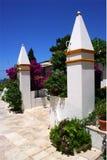 Monasterio de Paleokastritsa Imagenes de archivo