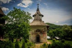 Monasterio de Patrauti Fotografía de archivo