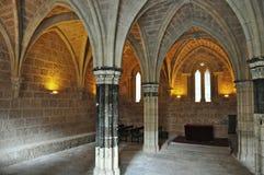 Monasterio de piedra-Zaragoza Imágenes de archivo libres de regalías
