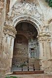 Monasterio de piedra-Zaragoza Foto de archivo libre de regalías