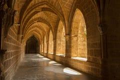 Monasterio de Piedra, Zaragoza, Spain Stock Image