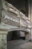 Monasterio de Poblet - Cataluña - España Foto de archivo