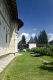 Monasterio de Putna Imagen de archivo libre de regalías