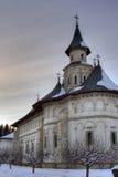 Monasterio de Putna Foto de archivo libre de regalías
